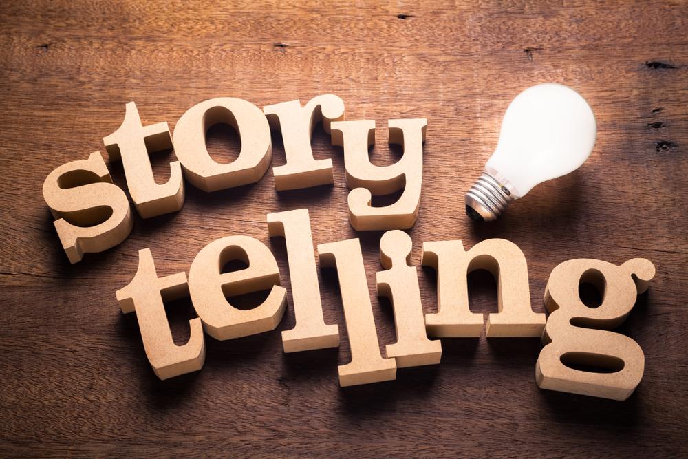storytelling für anfänger
